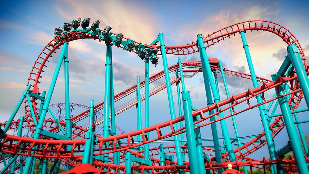 Six Flags to Open Theme Parks in Saudi Arabia - NBC News